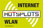 Hotsplots Internet WLAN JH Bernburg